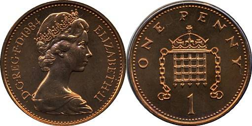 Reverse Due Date >> Pictures of UK Coins - The Decimal Penny