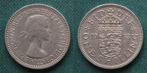 Coins Of The Uk The Shilling